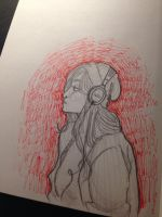 RedGirl by Hayane-chan-SNP