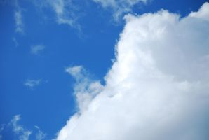 Clouds 2 by elanordh-stock
