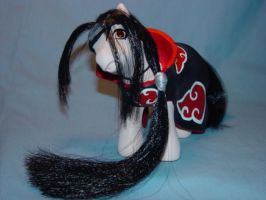 Itachi custom 2 for Shiraj by Bee-chan