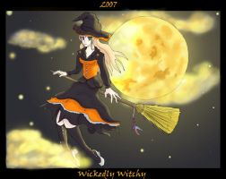 +Wickedly Witchy+ by WereKitty14v