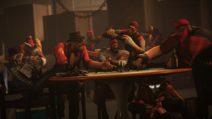 [4K SFM] A Bunch of Cheaters by Maximal113