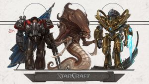StarCraft: Nostalgia by Mr--Jack