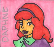 Scooby Doo: Daphne by Mummbles48