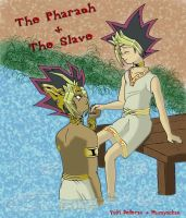 The Pharaoh and the Slave by YukiDelleran