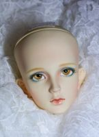 Cinnamon Faceup -- Migidoll Jina by fadeddreamss