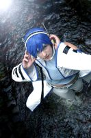 KAITO Cosplay by Xx-lil-xX