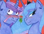 A Night Under the Mistletoe by The1King