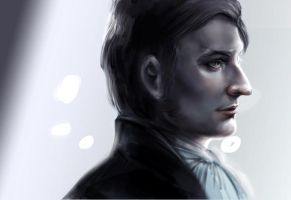 Armitage from North and South by neon-crystallum