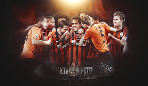 Wall shaktar V2 by LexSG