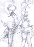 Anbu Boys by snowzapped