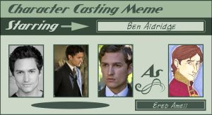 Casting Ereb - IR's Actor Meme by lubyelfears