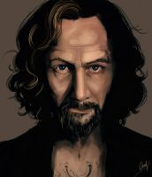 Sirius Black by LiaBatman