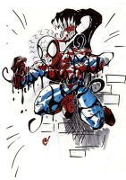 Spiderman SDCC Sketch by -adam-