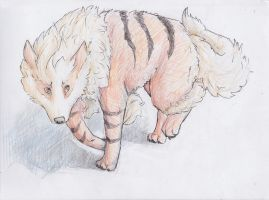 arcanine! by orkinas