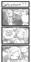 Self esteem? What's that 8D by flamingbambi