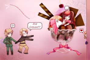 Ice Cream by DianneDejarjayes