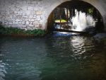 Old mill on the river Gradac by VesnaRa-14