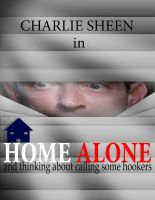 CHARLIE SHEEN HOME ALONE by CHARLIESHEENPHOTOS