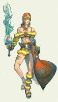 Pirate Girl 2 by -seed-