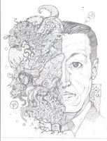 LOVECRAFT INSPIRATION by kemixdesign