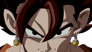 Dragonball Super Episode 66 Vegetto Lineart Farbig by WallpaperZero