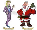 Campion, Santa Claus by WesleyRiot