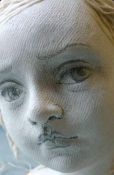 Child head closeup by Artemisia52