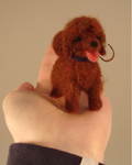 Needlefelt Italydog by emlan