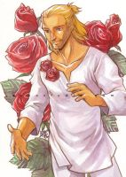 Floral Valentine - Anders by aimo