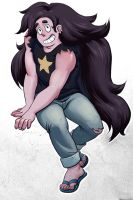 Greg  universe by Aphiri