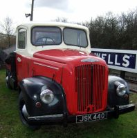 morris commercial truck GWR railway by Sceptre63