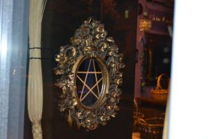 Wiccan Mirror by EnchantedWhispersArt