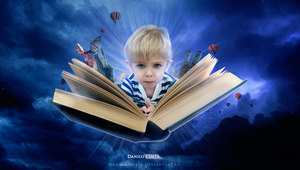 Stories of Child  by Danilo-Costa
