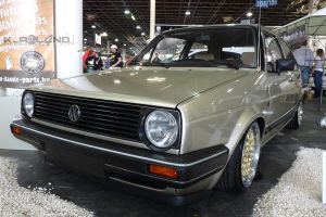 VW Golf II by ROL4NDesignStudio