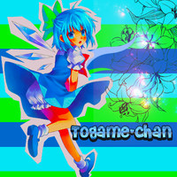 ID Cirno-chan by Togame-chan