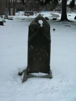 Pillar Headstone-4 by Rubyfire14-Stock