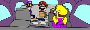 Mario's Painful Picnic Part 13 by Number1MarioFan247