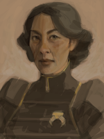 Chief Lin Beifong by characterundefined