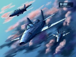 SF-357 by TheXHS