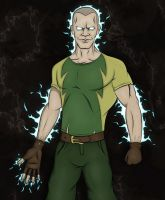 Enter Electro by blacksmith7