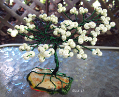 White pearl tree by HollieBollie
