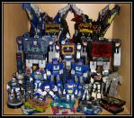 The Soundwave Shrine by soundwave3387