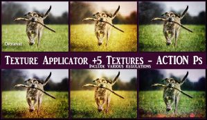 Texture Applicator ACTION Ps by Tetelle-passion