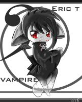 Eric the vampire- SS by Aizuconi