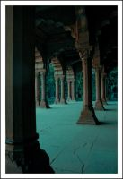columns of the fort by sanwahi