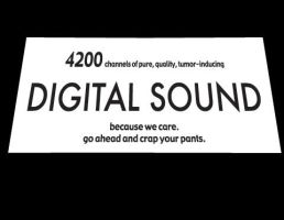 4200 Channels of Digital Sound by Berbs42