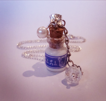 Lon Lon Milk Necklace by LittleCharms