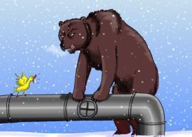 Problems with gas supply by The-Black-Panther