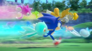 Sonic Colors by XxjjAmYxX
