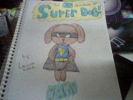Super Dog by GothicTaco198